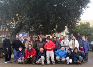 Excursión a las lagunas de Villafáfila, 21-11-2004